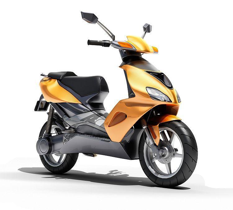 перевозка скутера